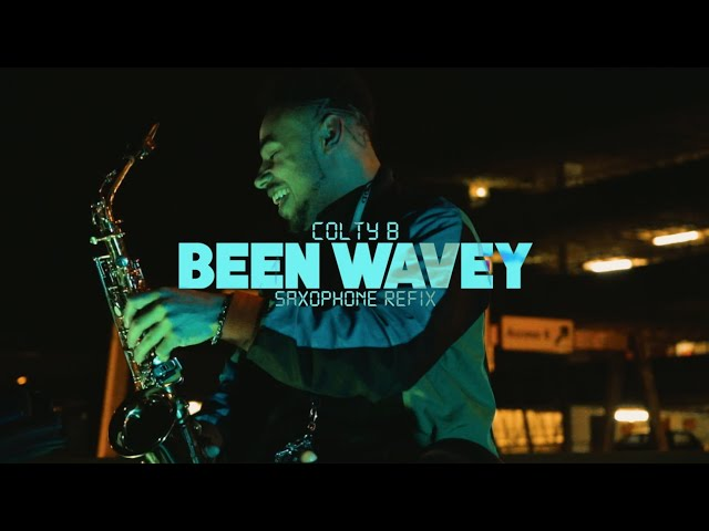 B Young + Colty B - Been Wavey (Saxophone Refix) [Music Video] prod. by SSK Music