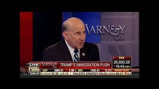 Gohmert on Trump Immigration Push