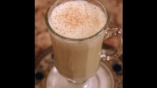 Cooked Homemade Eggnog Recipe - Easy, Delicious With No Raw Eggs By Rockin Robin