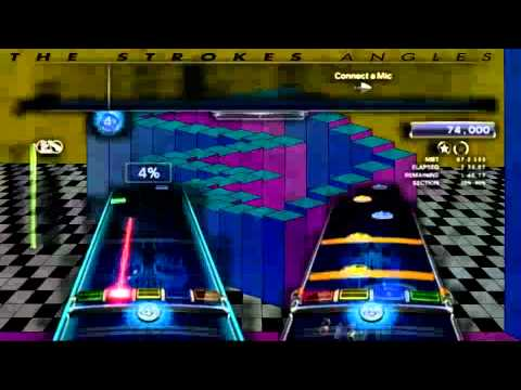 Life Is Simple In The Moonlight  The Strokes Rock Band 3 Audition Mode Custom Song