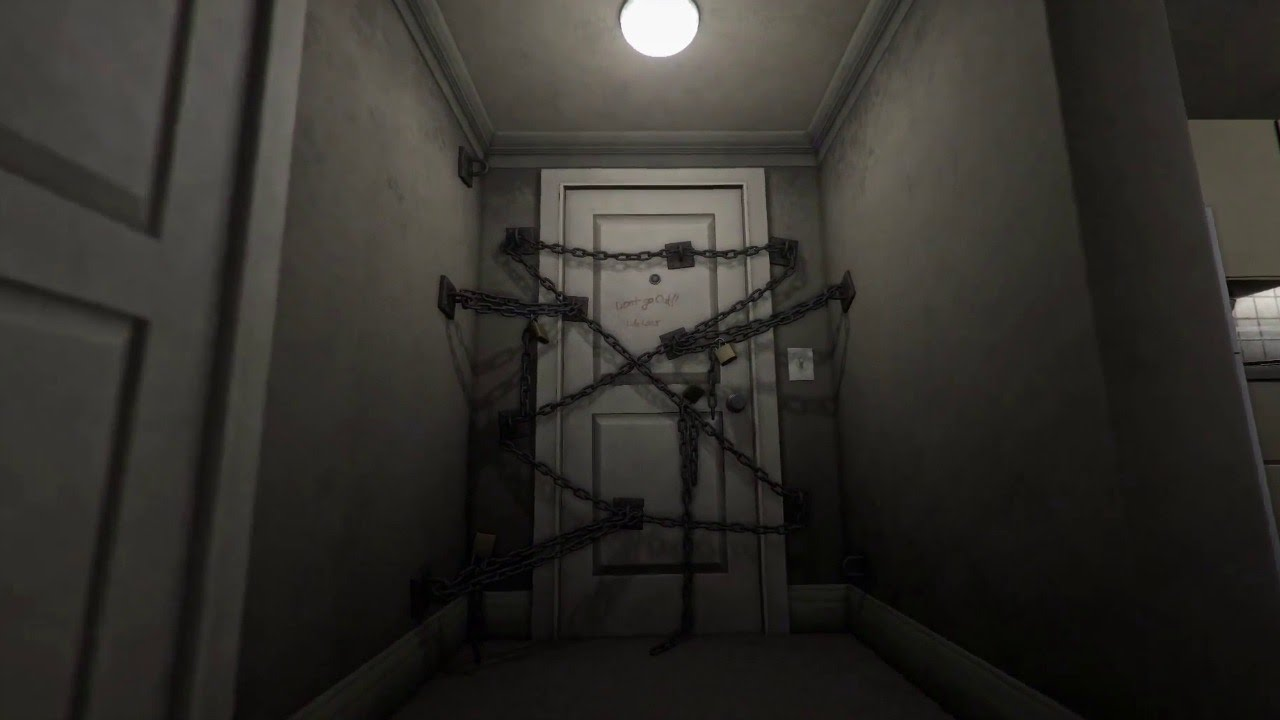 Silent Hill 4 The Room Remade In Unity Is Very P T Youtube