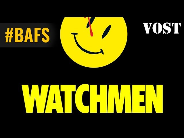 Watchmen video streaming
