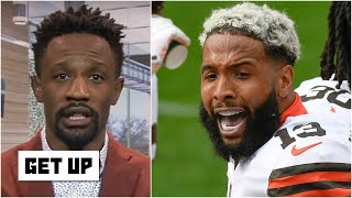 Reacting to Odell Beckham Jr.'s comments on the Browns' loss vs. the Steelers | Get Up
