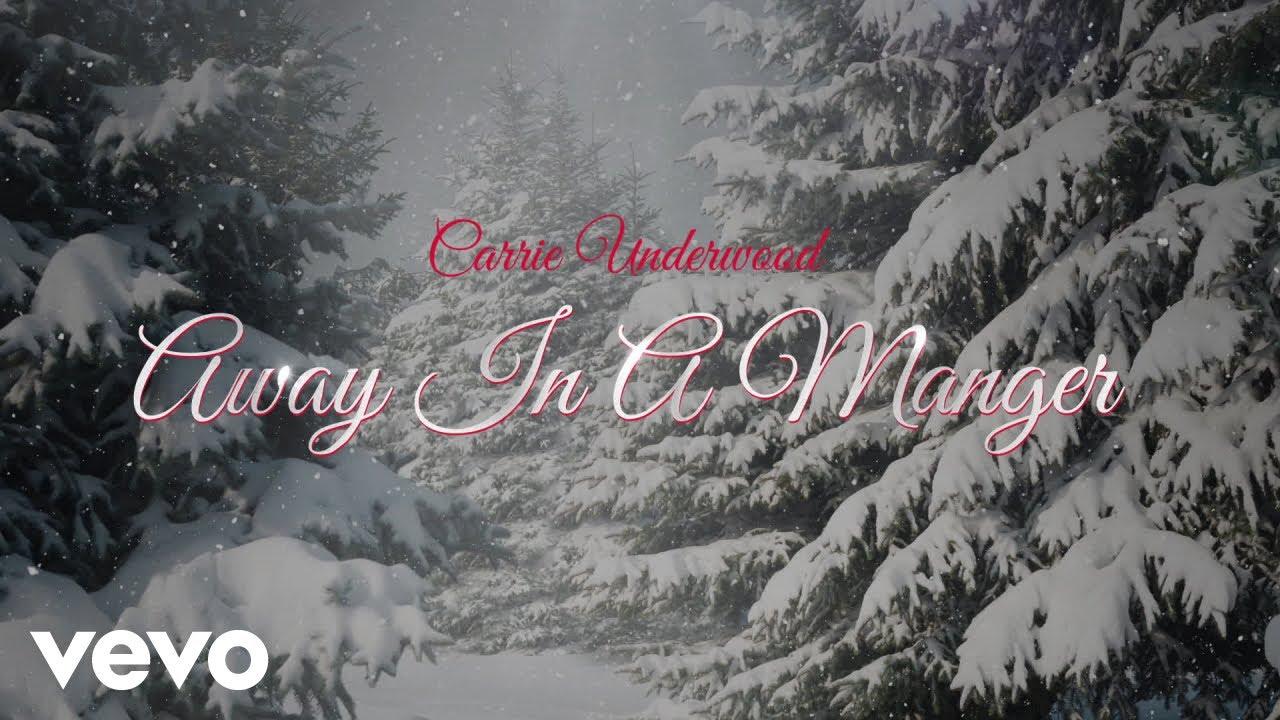 经典圣诞颂歌简介(七)---马槽歌(Away in a Manger)