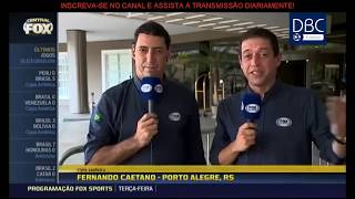 FOX SPORTS | CENTRAL FOX | GIRO FOX | FOX SPORTS RÁDIO PARTE 1 - 25/06/2019