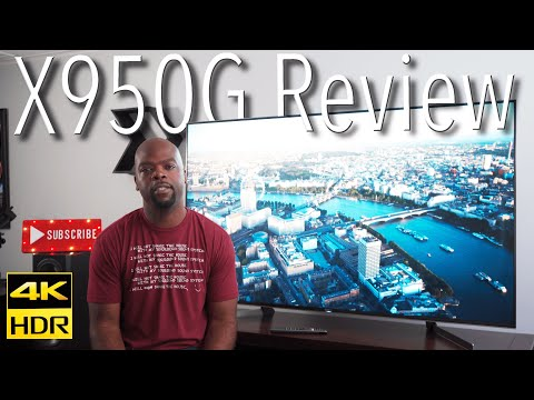 2019 Sony X950G (XG95) 4K HDR TV Review | This Is Your Next TV [4K HDR]