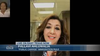 (8/13/19) Public Charge Immigration Rule || ABC Tyler