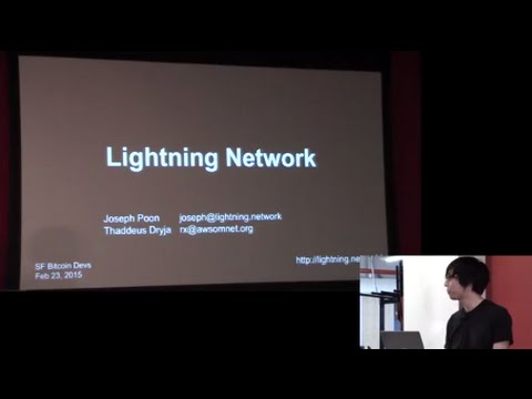 SF Bitcoin Devs Seminar: Scaling Bitcoin to Billions of Transactions Per Day