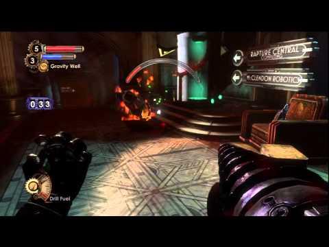 BioShock 2 - Gravity Well Plasmid