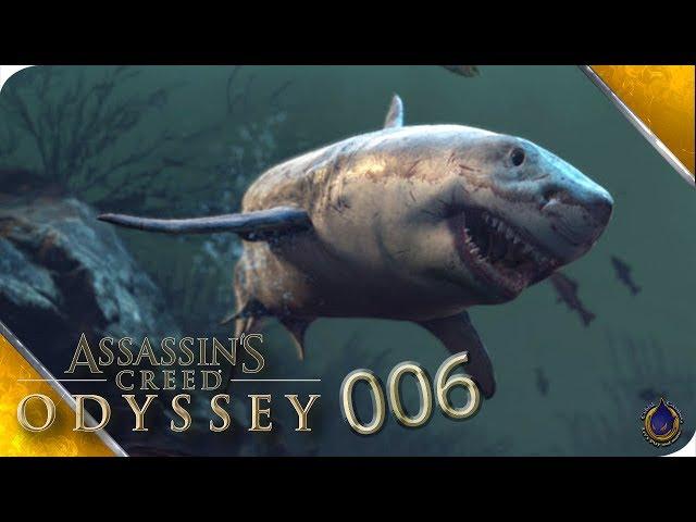 ASSASSIN'S CREED ODYSSEY ⚔️ [006] Haie, Wölfe und andere fiese Viecher