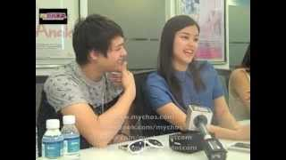 MyCHOS presents The Cast of 'FOREVERMORE'