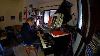 """Peter Waters Plays Bob Dylan """"Mother of Muses"""" plus one."""