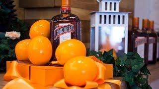 Куантро. Готовим апельсиновый ликер