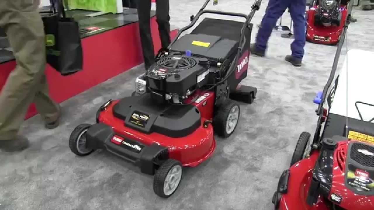 Thetorocompany Timemaster 30 Inch Walk Behind Professional Lawn Mower By The Weekend Handyman Youtube
