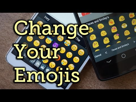Replace Samsung's Emoji Icons with Apple iOS or Google Emoji [How-To]