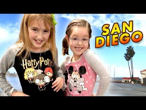 Our San Diego Vacation w/ J House Vlogs!
