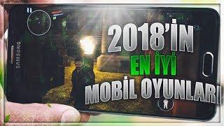 Gambar cover 2018'İN EN İYİ MOBİL-TELEFON OYUNLARI
