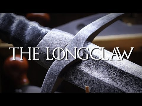Jon Snow's Longclaw (Game of Thrones) - Making of