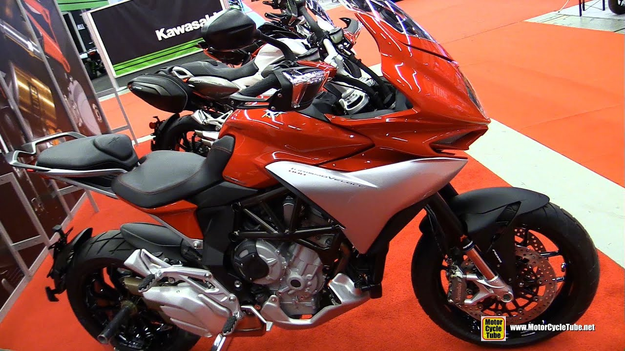 2015 mv agusta turismo veloce 800 walkaround 2015 - Salon de moto montreal ...