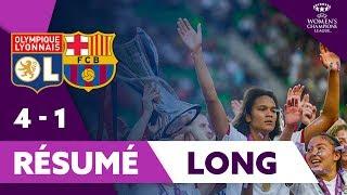 Résumé Long OL / Barcelone 2019 | UWCL Finale | Olympique Lyonnais