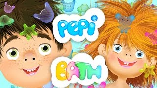 Pepi Bath - Fun  role-play game for children to learn about hygiene