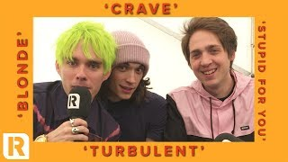 Waterparks - 4 Track History (Crave/Stupid For You/Blonde/Turbulent)