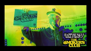 Happy Munkey Kicks It With The Smoker's Club! Vibes by Flip Dinero, LowFi, A$AP Twelvyy, Smoke DZA!