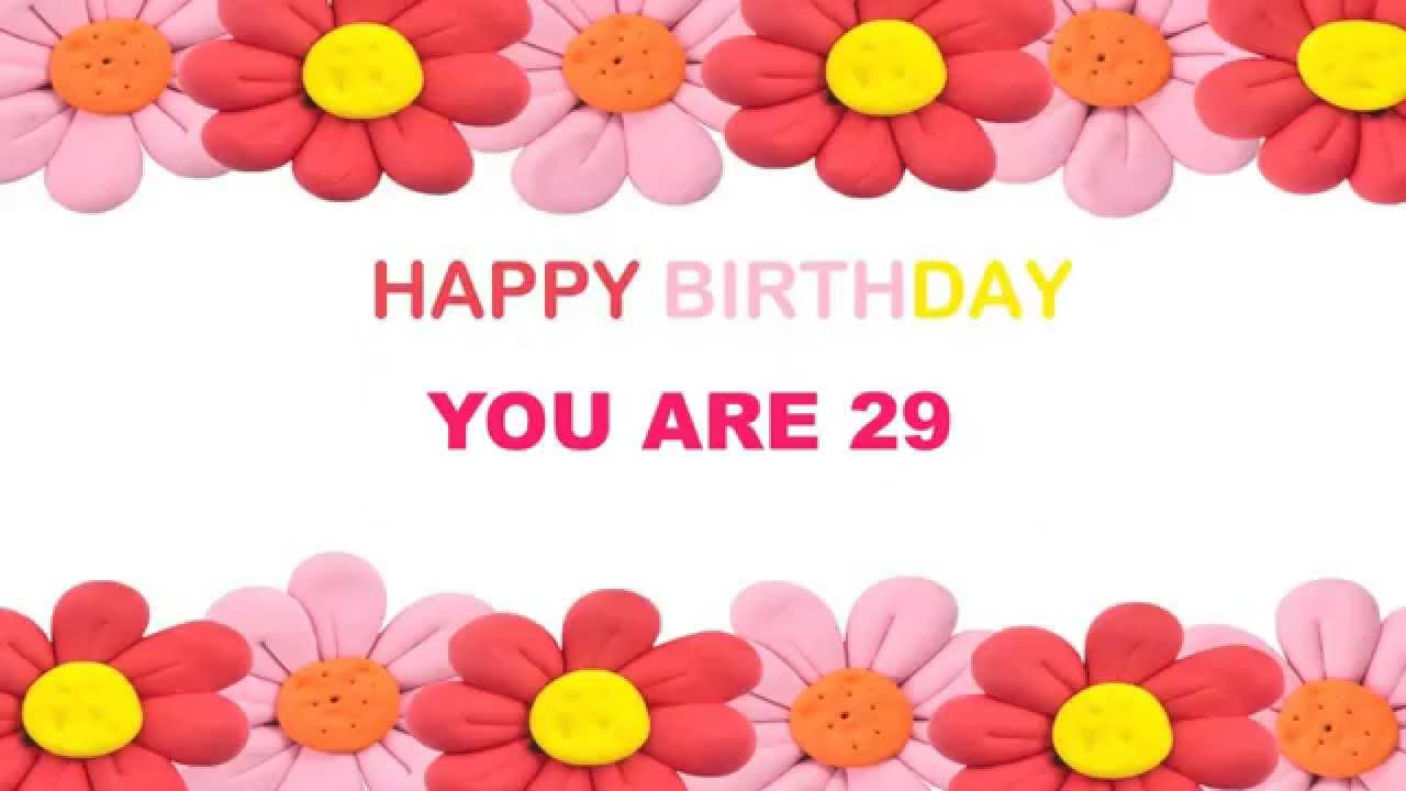 29 years old birthday postcards postales youtube 29 years old birthday postcards postales bookmarktalkfo Images
