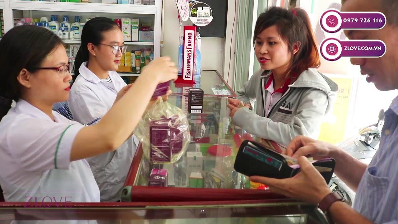 Zlove mua ở đâu uy tín – Chia sẻ của nhà thuốc Thiên Phượng, Quận Tân Bình, HCM