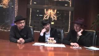 BIKKE(Vo)、渡辺俊美(Vo&Gt)、川辺ヒロシ(DJ)によるトライアングル・ユ...