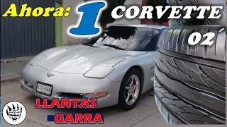 Gambar cover CORVETTE C5  // Le vendí las LLANTAS del MUSTANG.  (Sentí que me asaltaban).