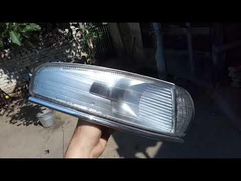 Chrysler Lhs 94 оптика фары