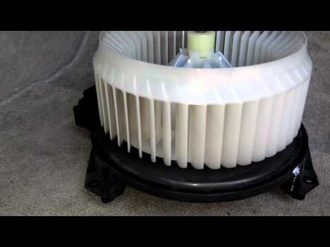 Removing ac blower on a honda civic 2006 & up