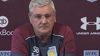 Steve Bruce Full Pre-Match Press Conference - Aston Villa v Birmingham