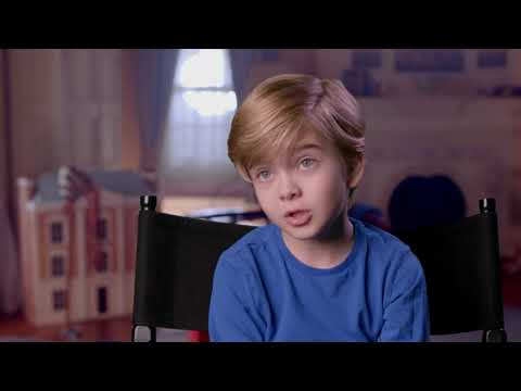 "MARY POPPINS RETURNS ""Georgie Banks"" Behind The Scenes Interview - Joel Dawson"