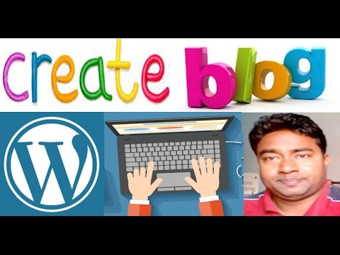 How to Create a Blog Using WordPress !! Complete Procedure !! Tutorial 4