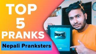 Top 5 Pranks Done By Nepali Pranksters