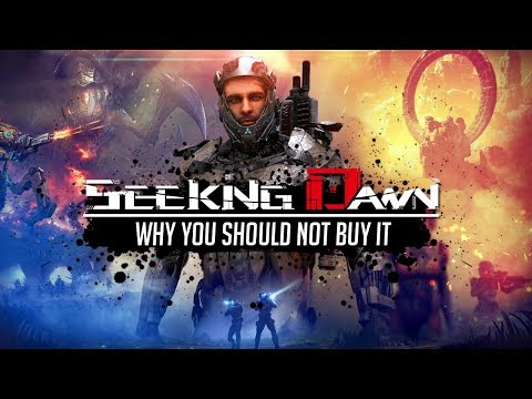 Why You Shouldn't Buy Seeking Dawn Right Now (VR Game Review)
