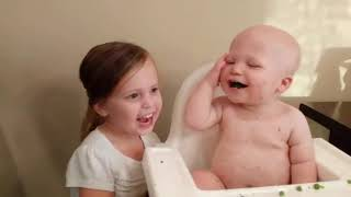 A Little Funny Moments of Baby - Funny Baby Video