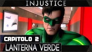 Injustice: Gods Among Us (ITA)- Capitolo 2: Lanterna Verde