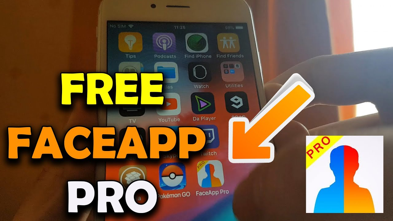 FaceApp PRO Free Download 📱 Everything Unlocked MOD APK ✅ (iOS & Android)