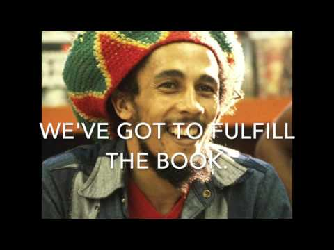 Redemption song - Bob Marley Karaoke male high or female version (+3)