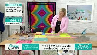 Sewing Quarter - 27th May 2018 thumbnail