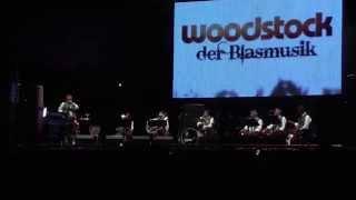 Die Innsbrucker Böhmische - Ein Prosit - Woodstock der Blasmusik 2014