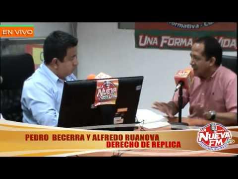 DERECHO DE REPLICA 26 DE JUNIO 2013