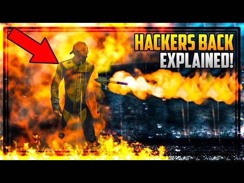 CRAZY GOD MODE & TELEPORTING HACKERS ON...