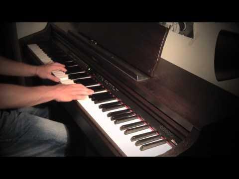 My Chemical Romance  Disenchanted  Piano