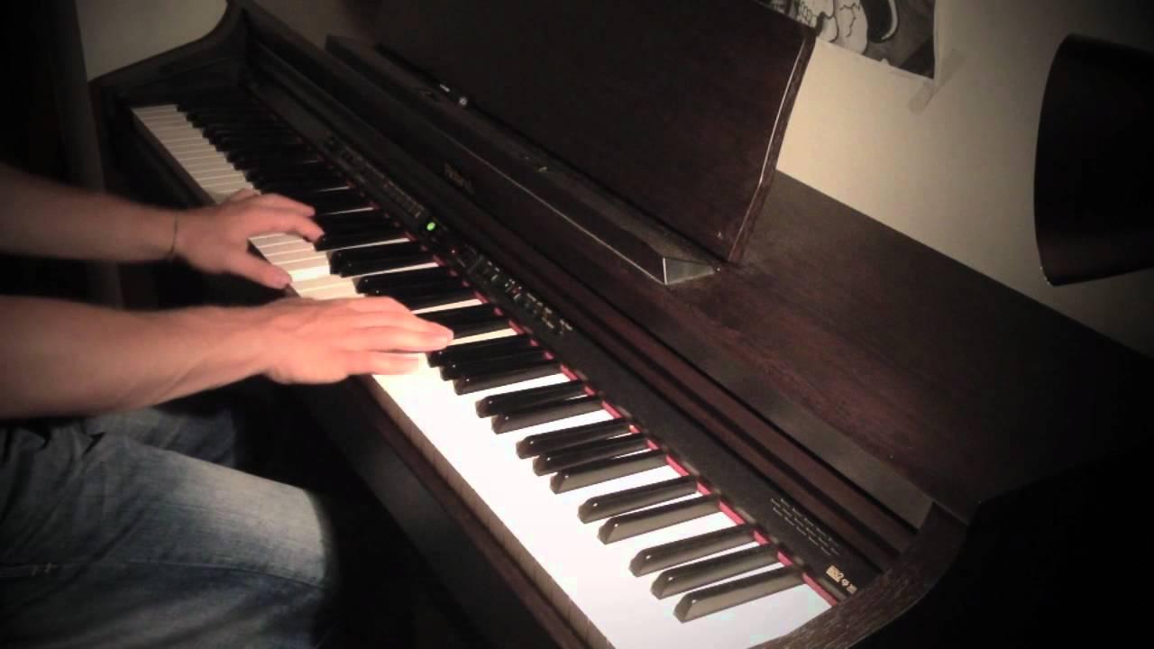 My chemical romance disenchanted piano cover youtube hexwebz Choice Image
