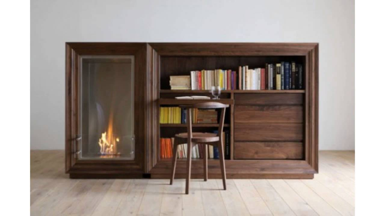 functional furniture for small spaces. super functional for small spaces the hirashima furniture collection homesthetics inspiring ideas fo youtube