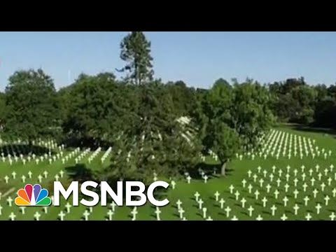 President Donald Trump Makes 'Totally Undignified' Move In France | Morning Joe | MSNBC
